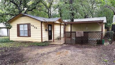 Haltom City Residential Lease For Lease: 4808 Parrish Road