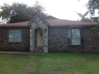 Terrell Single Family Home For Sale: 201 8th Street