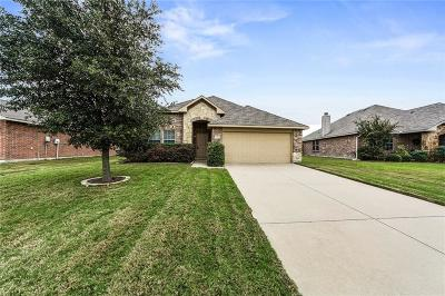 Fate Single Family Home Active Option Contract: 22 Vervain Drive
