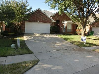 McKinney Single Family Home For Sale: 2204 Tralee Circle