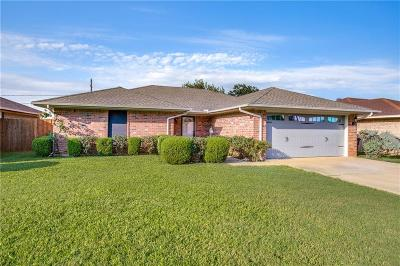 Fort Worth Single Family Home For Sale: 2724 Southpark Lane