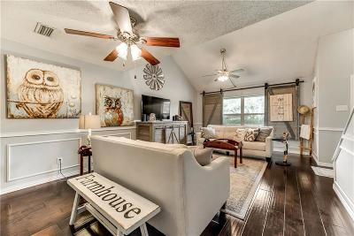 Lewisville Single Family Home For Sale: 937 Thompson Drive