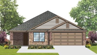 Forney TX Single Family Home For Sale: $221,990