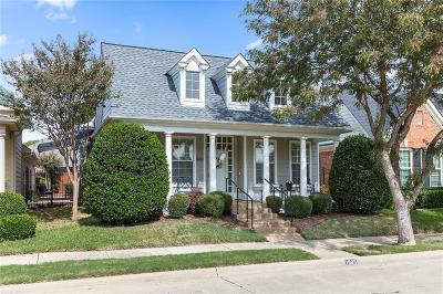 Carrollton Single Family Home For Sale: 1805 Morning Glory