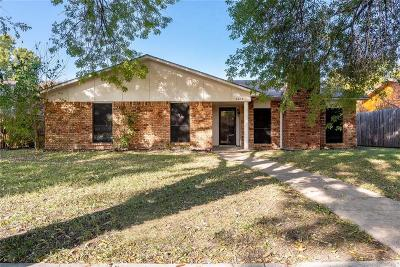 Rowlett Single Family Home For Sale: 3409 Ardis Drive