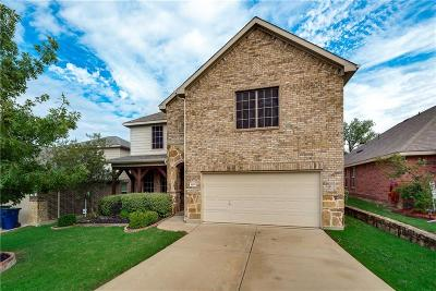McKinney Single Family Home For Sale: 4100 Tejas Court