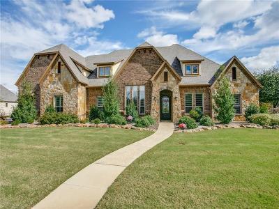 Keller Single Family Home For Sale: 8814 Clay Hibbins Road