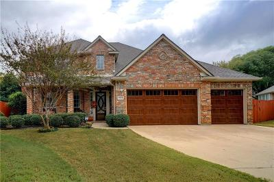 Fort Worth Single Family Home Active Contingent: 4024 Vernon Way