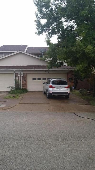 Bedford Single Family Home For Sale: 934 Shady Creek Lane