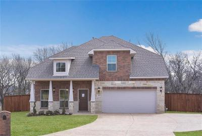 Grand Prairie Single Family Home For Sale: 643 Three Tee Court