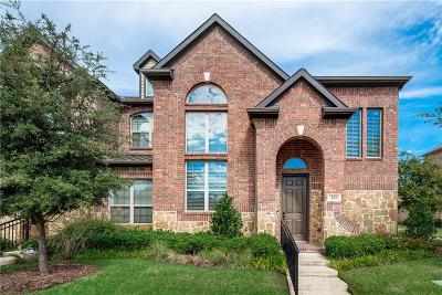 Richardson Townhouse For Sale: 233 E Spring Valley Road