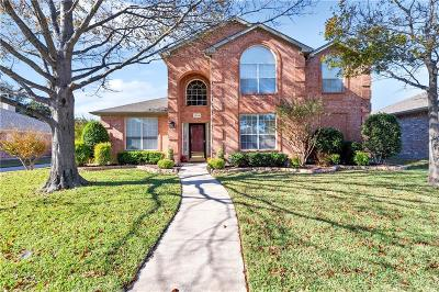 Allen Single Family Home For Sale: 1224 Harvard Lane