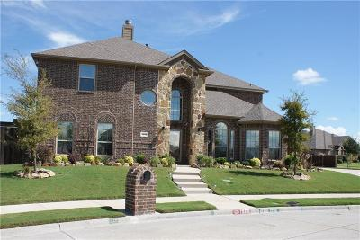 Rockwall Single Family Home For Sale: 1506 Great Lakes Court