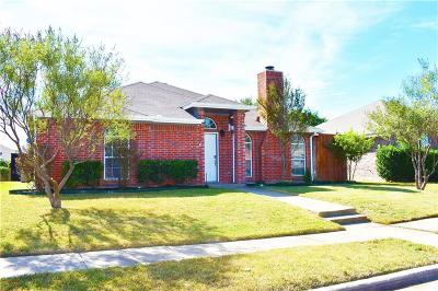 Mesquite Single Family Home For Sale: 2709 Spring Rain Drive