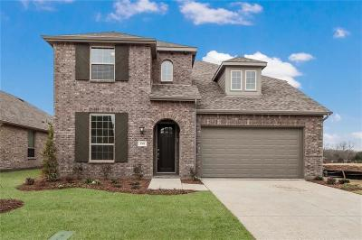 Denison Single Family Home For Sale: 3705 Fawn Meadow Trail