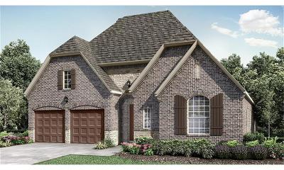 Prosper Single Family Home For Sale: 720 Moorland Pass Drive