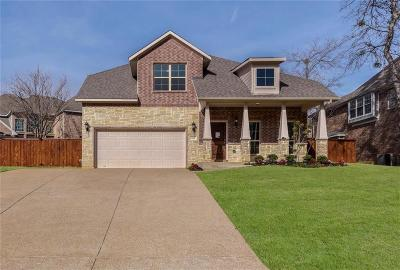 Grand Prairie Single Family Home For Sale: 612 Winding Forest Drive