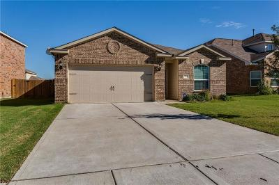 Forney Single Family Home For Sale: 3014 Marble Falls Drive