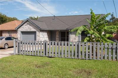 Single Family Home Active Option Contract: 4130 Rupert Street
