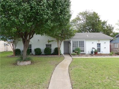 Garland Single Family Home For Sale: 822 E Oates Road