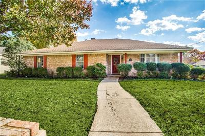 Ennis Single Family Home For Sale: 1805 Yorkstown Drive