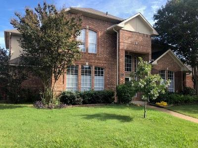 Rowlett Single Family Home For Sale: 4618 Lakepointe Avenue