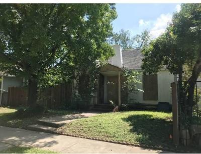 Fort Worth Single Family Home For Sale: 3308 Thannisch Avenue