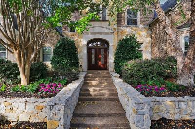 Southlake Single Family Home For Sale: 1413 Eagle Bend