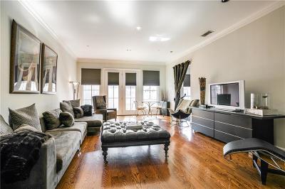 Dallas Condo For Sale: 2300 Leonard Street #405
