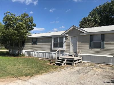 Breckenridge Single Family Home For Sale: 1001 E Hullum Street
