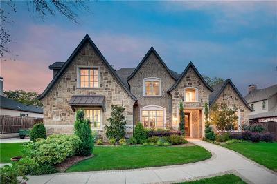 Dallas County Single Family Home For Sale: 7507 Currin Drive