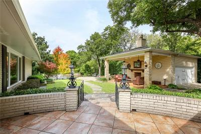Dallas, Fort Worth Single Family Home Active Option Contract: 7127 Brookshire Circle