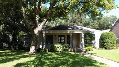 Single Family Home For Sale: 6424 Drury Lane
