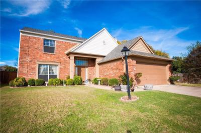 Grand Prairie Single Family Home For Sale: 238 Browning Lane