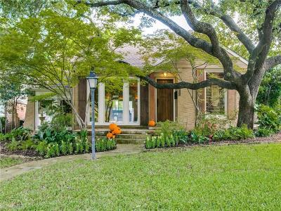 Dallas County Single Family Home For Sale: 6918 Hammond Avenue