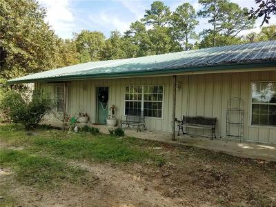 Farm & Ranch Active Option Contract: 14610 Vz County Road 4811