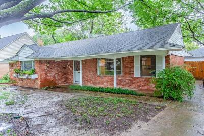 Richardson Single Family Home For Sale: 708 Palmer Place