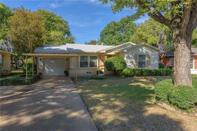 Single Family Home For Sale: 912 Westway Street