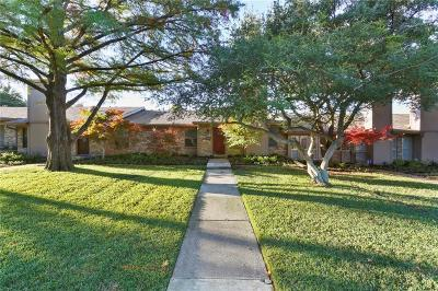 Dallas County Townhouse For Sale: 10832 Pagewood Drive #67