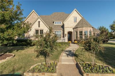 McKinney Single Family Home For Sale: 2705 Echo Valley Trail