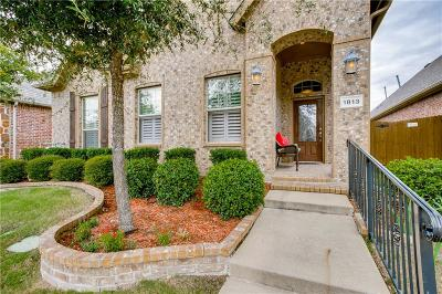 Allen TX Single Family Home For Sale: $299,000