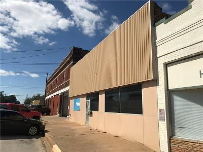 Breckenridge Commercial For Sale: 218 W Williams Street