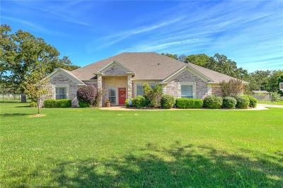 Fort Worth Single Family Home For Sale: 107 Rivercreek Ranch Lane