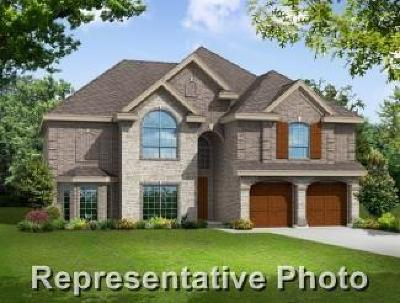 Forney Single Family Home For Sale: 417 Anderson Lane