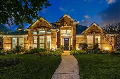 Dallas County, Denton County Single Family Home Active Option Contract: 418 Old York Road