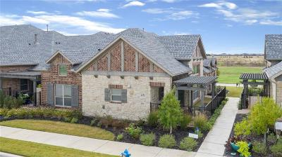 Prosper Townhouse For Sale: 4251 Pavonia Lane