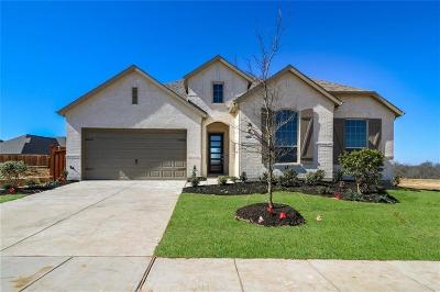 Aubrey Single Family Home For Sale: 3921 Redbud Drive