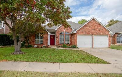 Corinth Single Family Home Active Option Contract: 2107 Vista Court