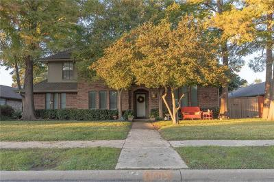 Richardson Single Family Home For Sale: 1603 Morningstar Trail