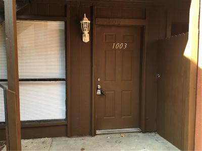 Dallas Condo For Sale: 7152 Fair Oaks Avenue #1003